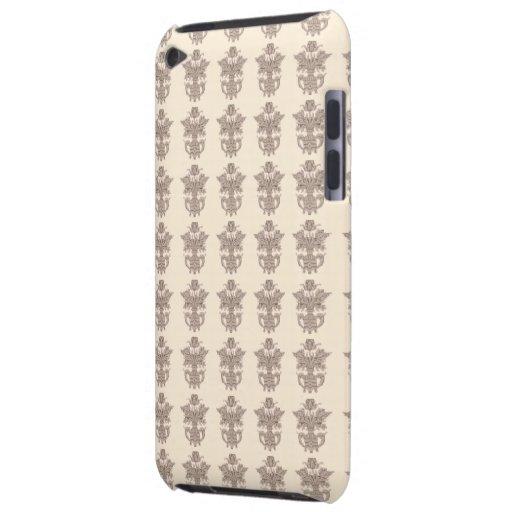 Vintage french floral art nouveau petit point iPod touch cover