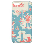 Vintage French Kids Book Cover iPhone 5C Cover