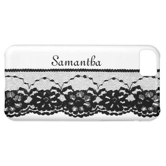 Vintage French Lace iPhone 5 Barely There Case