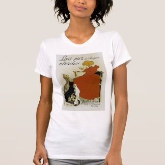 Vintage French Milk Ad T-shirt