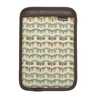 Vintage French Moths iPad Mini Sleeve