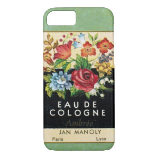 Vintage French Perfume Phone Case