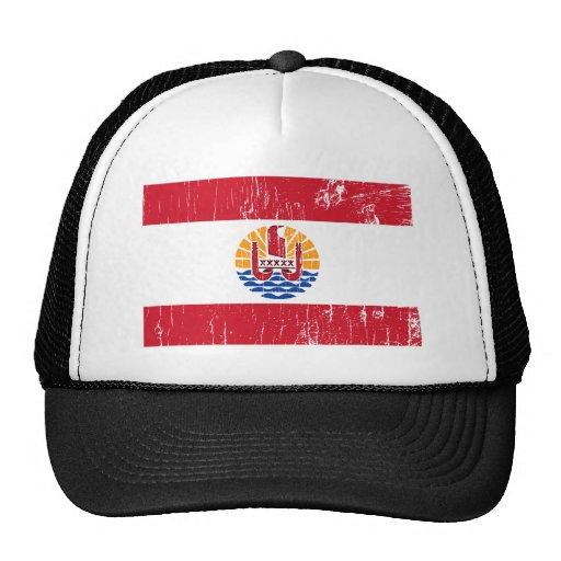 Vintage French Polynesia Trucker Hat