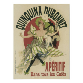 Vintage French Posters - Aperitif