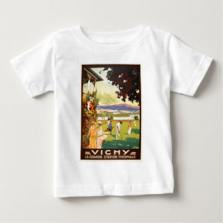 Vintage French Railway Apparel Baby T-Shirt