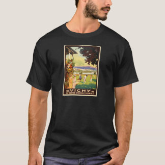 Vintage French Railway Apparel T-Shirt