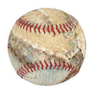 Vintage French Starfish Art Baseball