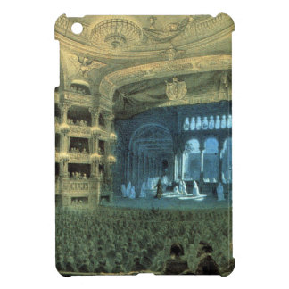 VINTAGE FRENCH  THATRE,  PELETIER THEATRE STAGE iPad MINI COVERS