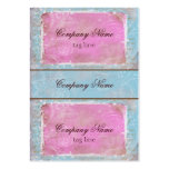 Vintage French Toile & Script Mini Tags or Cards Business Card