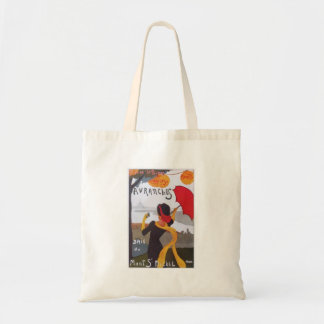 Vintage French Travel Ad 1910 Tote Bag