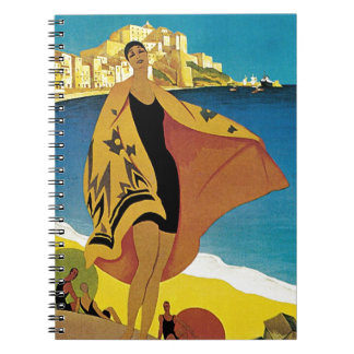 Vintage French Travel Notebook