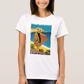 Vintage French Travel T-Shirt