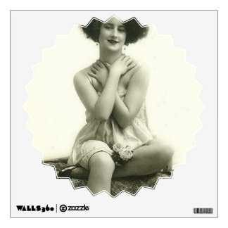 Vintage French Wall Decal
