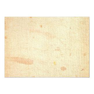 """Vintage fresco elegante hermoso invitación 5"""" x 7"""""""