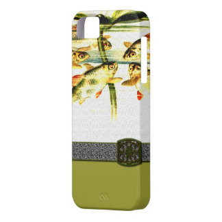 Vintage Frog iPhone SE/5/5s Case