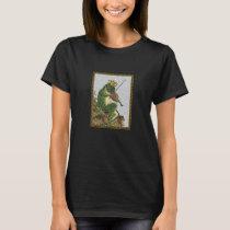 Vintage Frog Prince Charming T-Shirt
