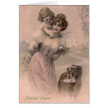 Vintage Frohidie Ostern Greeting Cards