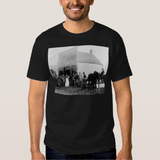 Vintage Frontier Town Old Time Saloon T-shirt