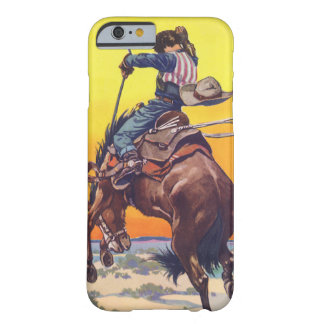 Vintage Fruit Crate Label Art, Buckaroo Apples Barely There iPhone 6 Case