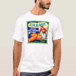 Vintage Fruit Crate Label T-Shirt