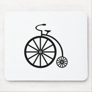 Vintage Fun - Bike Mousepad