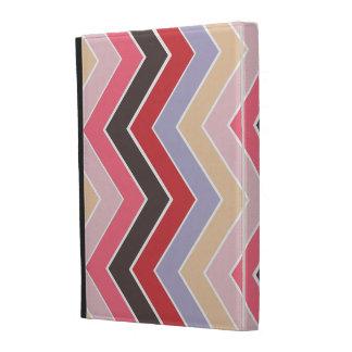 Vintage Fun chevron pattern iPad Folio Cover