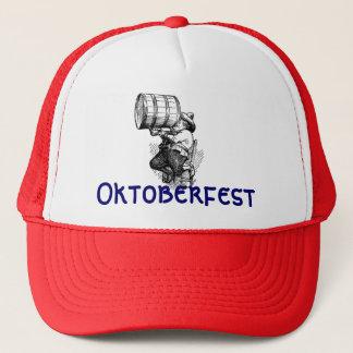 Vintage Fun Tankard Tip Oktoberfest Octoberfest Trucker Hat