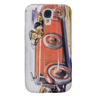 Vintage Funny Dad's Driver's Ed iPhone 3 Case