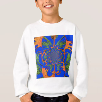 Vintage Fusion Hakuna Matata Fusion Designer Graph Sweatshirt