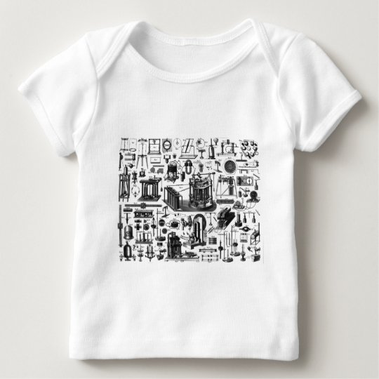 VINTAGE GADGETS BABY T-Shirt