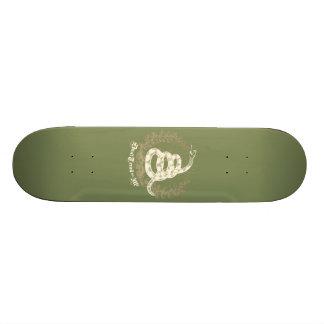 Vintage Gadsden Skateboard