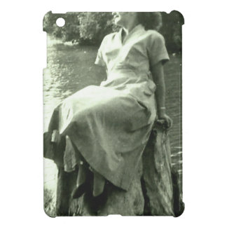 Vintage Gal Cover For The iPad Mini