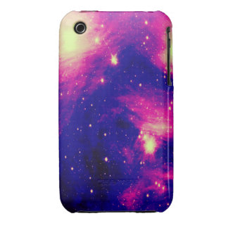 Vintage Galaxy Space Nebula iPhone 3/3GS Case