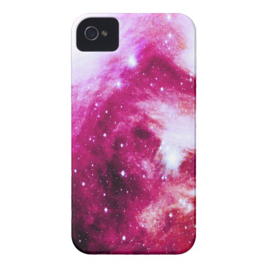 Vintage Galaxy Space Nebula iPhone 4/4S Case