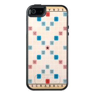 Vintage Gameboard del Scrabble Funda Otterbox Para iPhone 5/5s/SE
