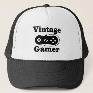 Vintage Gamer Trucker Hat