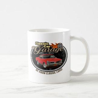 Vintage Garage with GTO Coffee Mug