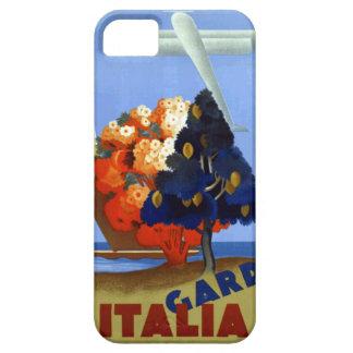 Vintage Garda Italy Europe Air Travel iPhone SE/5/5s Case
