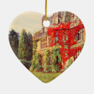 Vintage Garden Art - Allingham, Helen Ceramic Ornament