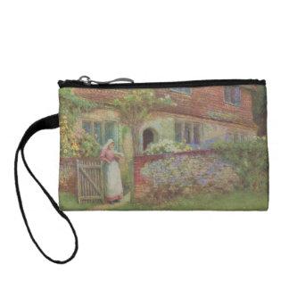 Vintage Garden Art - Allingham, Helen Coin Wallet