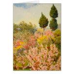 Vintage Garden Art - Elgood, George S. Cards