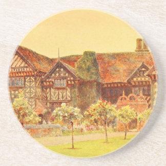 Vintage Garden Art - Elgood, George S. Drink Coaster