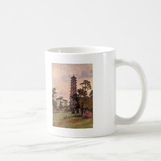 Vintage Garden Art - Martin, Thomas Mower Coffee Mug