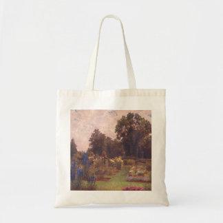 Vintage Garden Art - Martin, Thomas Mower Tote Bag