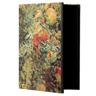 Vintage Garden Art, Pomegranates II by Sargent Cover For iPad Air