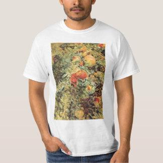 Vintage Garden Art, Pomegranates II by Sargent T-Shirt