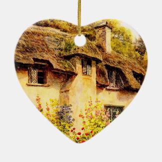 Vintage Garden Art - Quinton, Alfred Ceramic Ornament