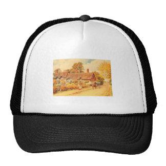 Vintage Garden Art - Quinton, Alfred Trucker Hat