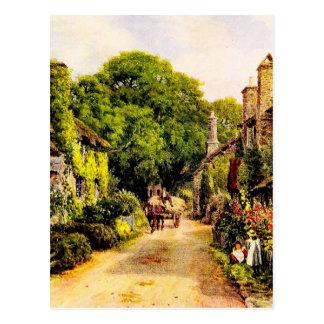 Vintage Garden Art - Quinton, Alfred Postcard