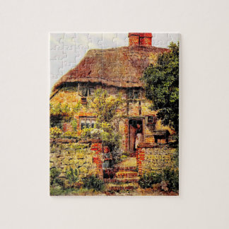 Vintage Garden Art - Quinton, Alfred Puzzles